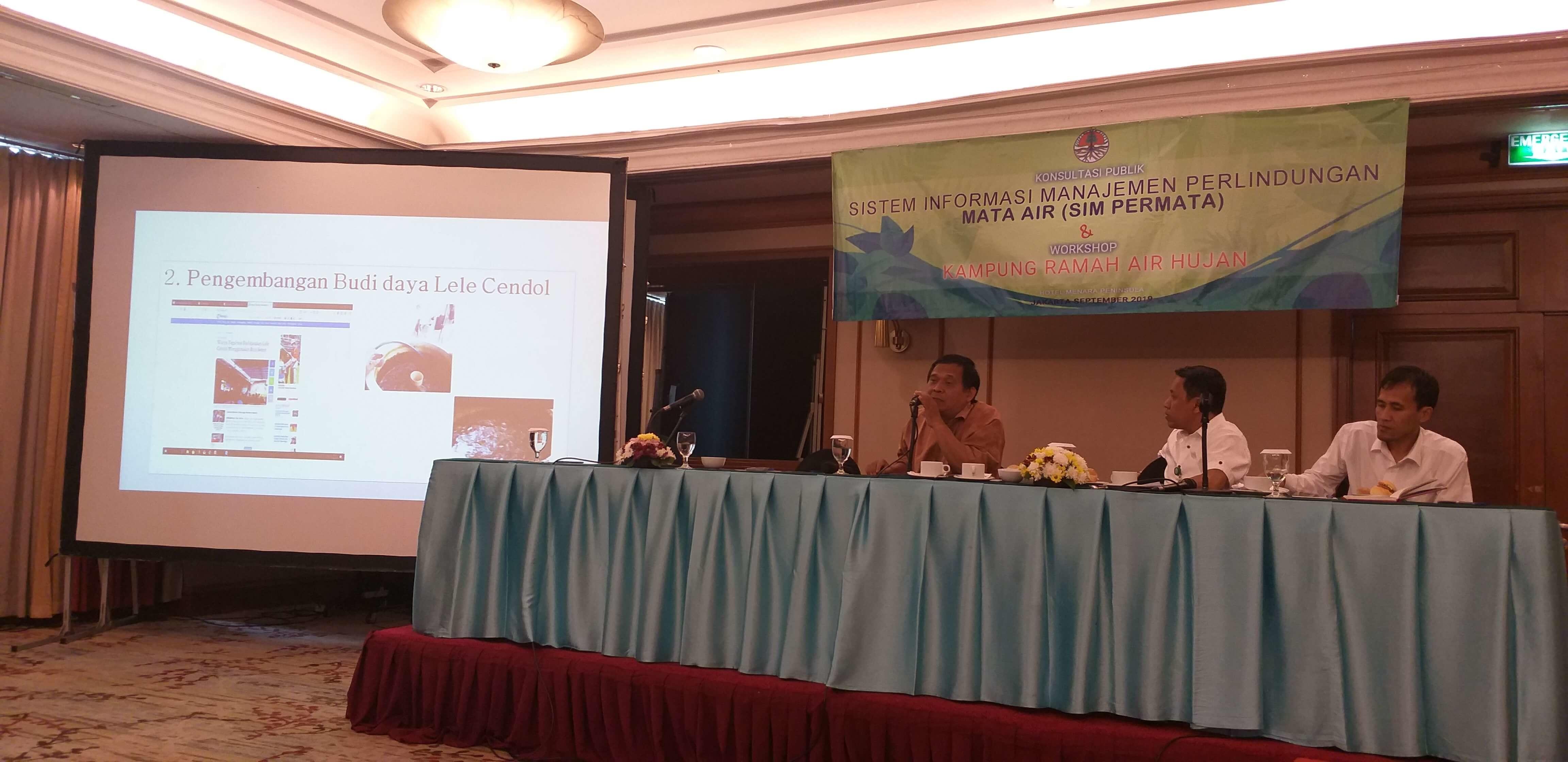 Jadi Narasumber Workshop, Camat Tegalrejo ke Jakarta