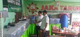 Ajak Komunitas Banyu Bening, Tegalrejo Gagas Air Hujan Layak Minum