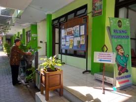 Cegah COVID-19, Kecamatan Tegalrejo Ajak Masyarakat Cuci Tangan